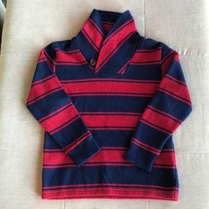 Boys Cherokee sweater, size 5T